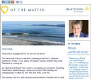 Heartstrong Life Coaching - please visit our blog