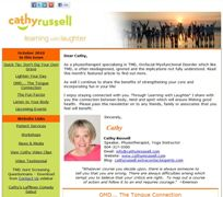 Visit Cathy's website