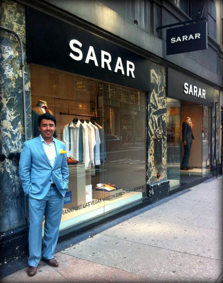 Sarar clothing store