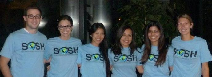 SOSH Officers 2012-2013