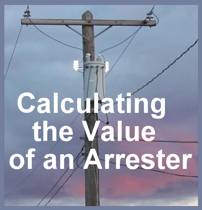 Calculating the Value of an Arrester