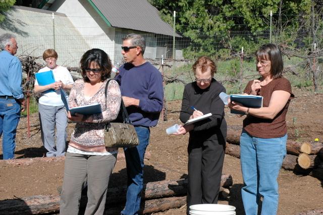 Gardening Class - McConnels