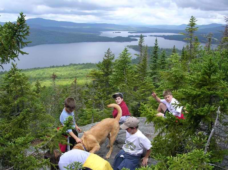 Mountain-Family Pic