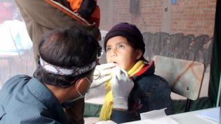 Dr. Kim in Bolivia