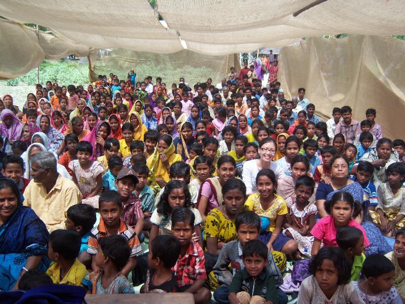 India-Baptism