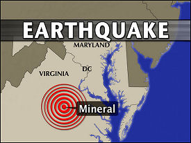 VA Earthquake
