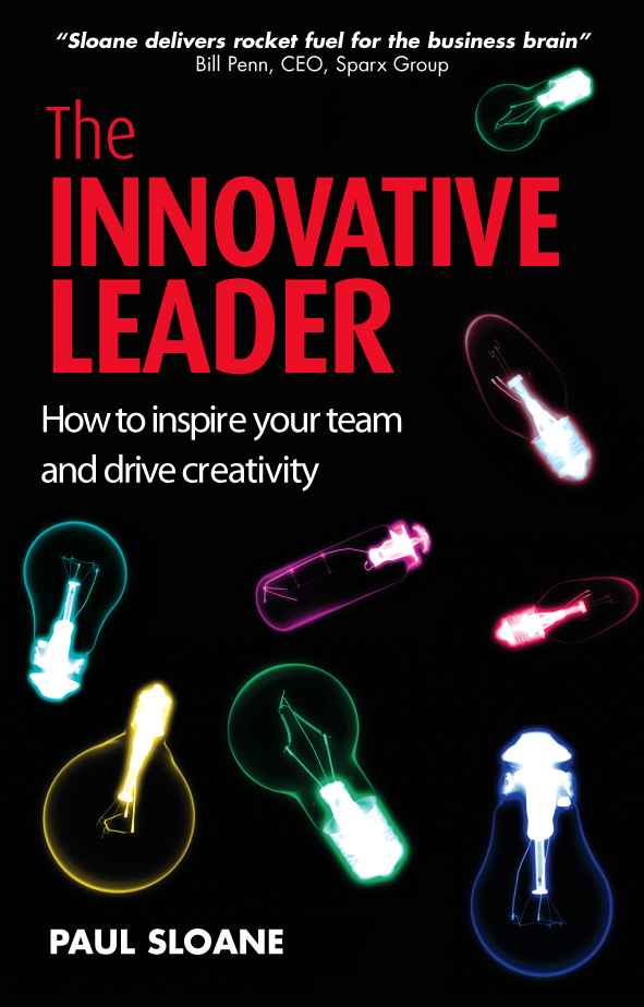 Innovative Leader book image