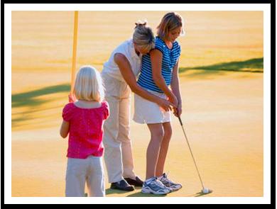 PAL Golf Girls