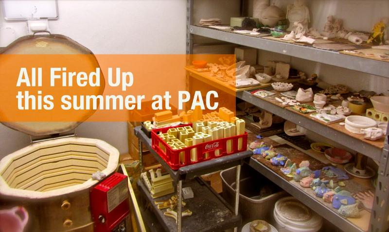 All Fired Up at PAC