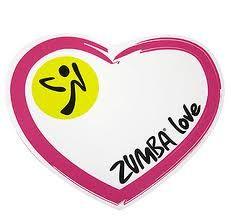 Zumba heart