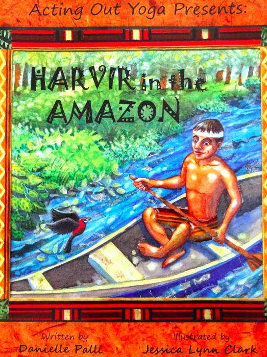 Harvir in the Amazon