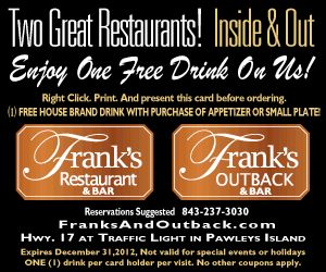 franks coupon