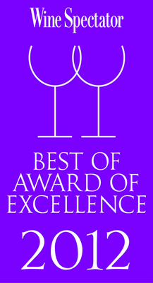 wine spectator best of