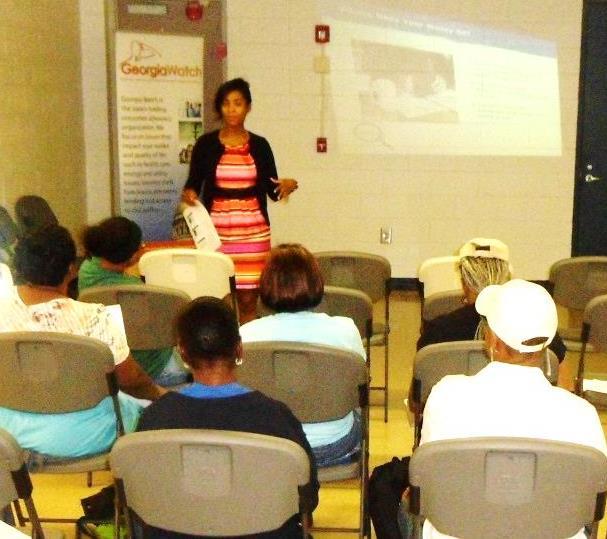 Consumer Empowerment Workshop