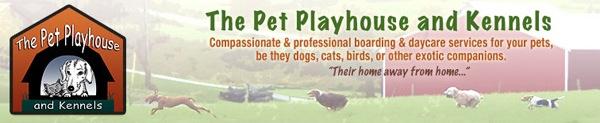 Pet Playhouse Banner 600