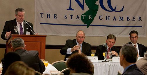 Roundtable breakfast with NJ Assembly Executive Directors