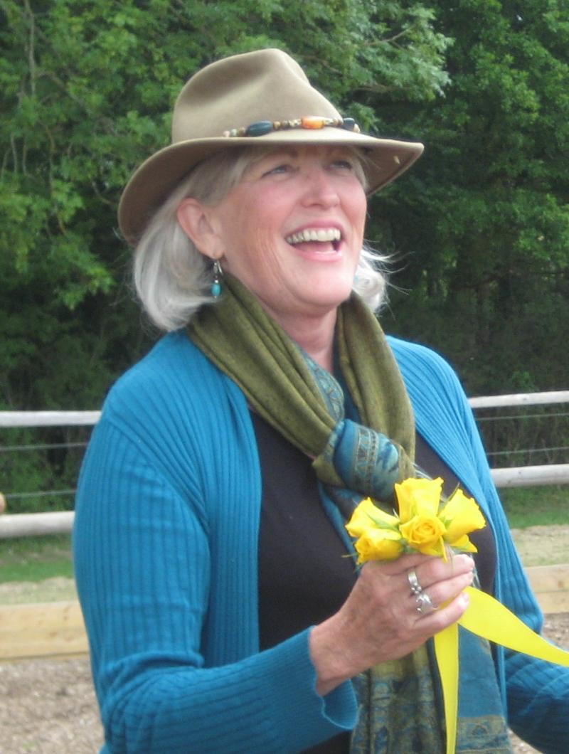 Kathleen in England