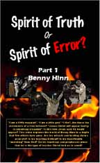 Spirit of Truth or Spirit of Error?