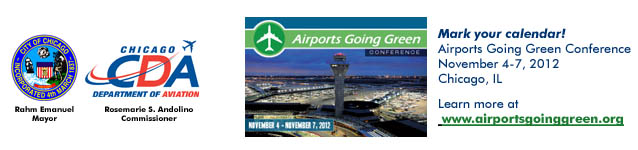 2012 Airports Going Green CLICK HERE