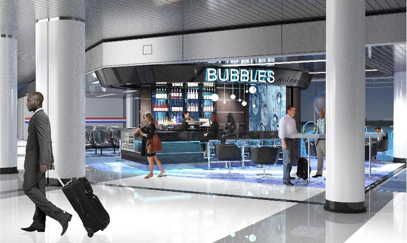 Bubbles ORD rendering