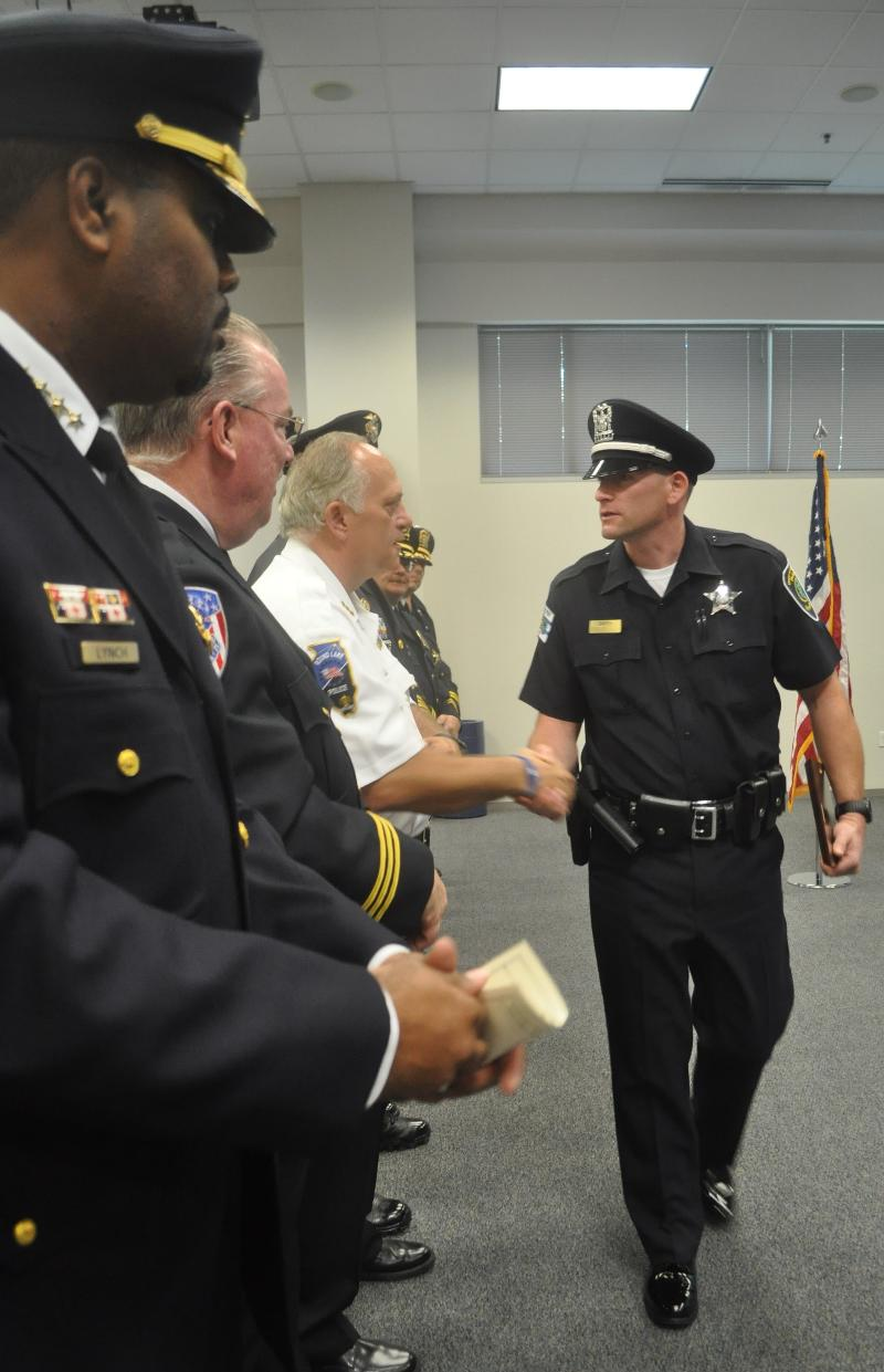 Aviation Security Officers Graduate from Chicago Police ...