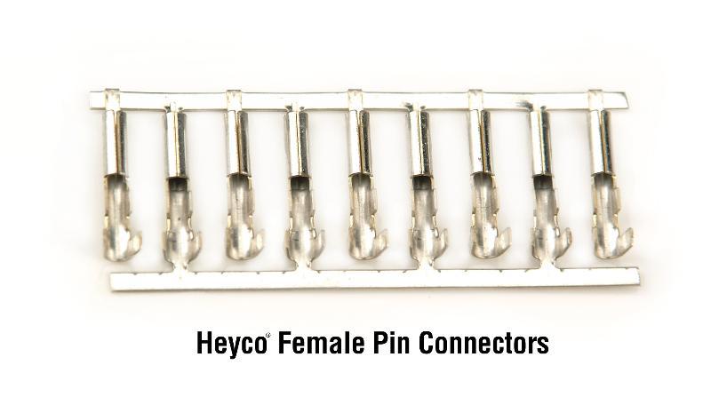 Female Pin Connectors