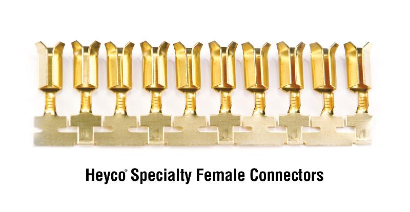 Specialty Female Connectors
