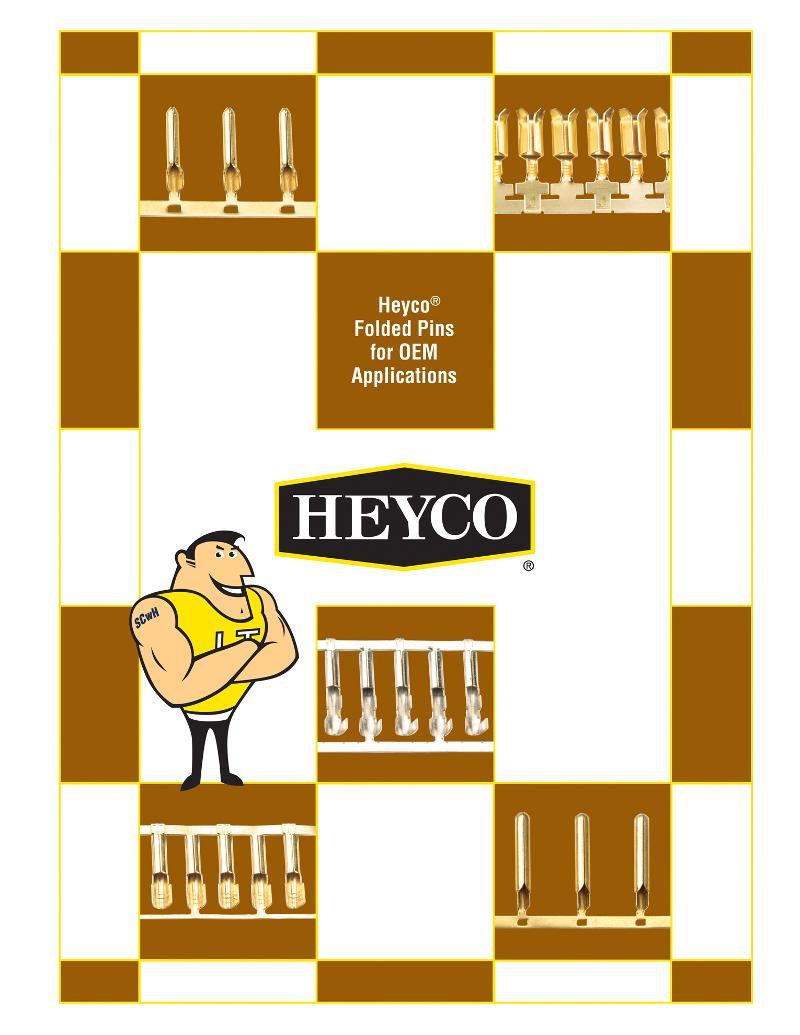 Pins Brochure Cover