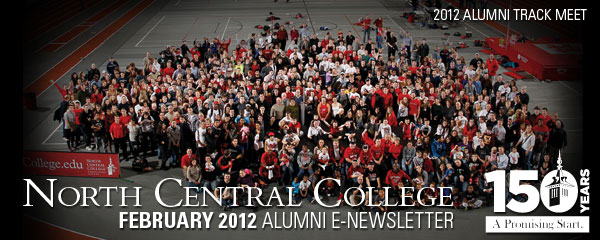North Central College Alumni E-Newsletter
