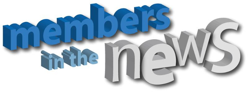 Members in the News banner