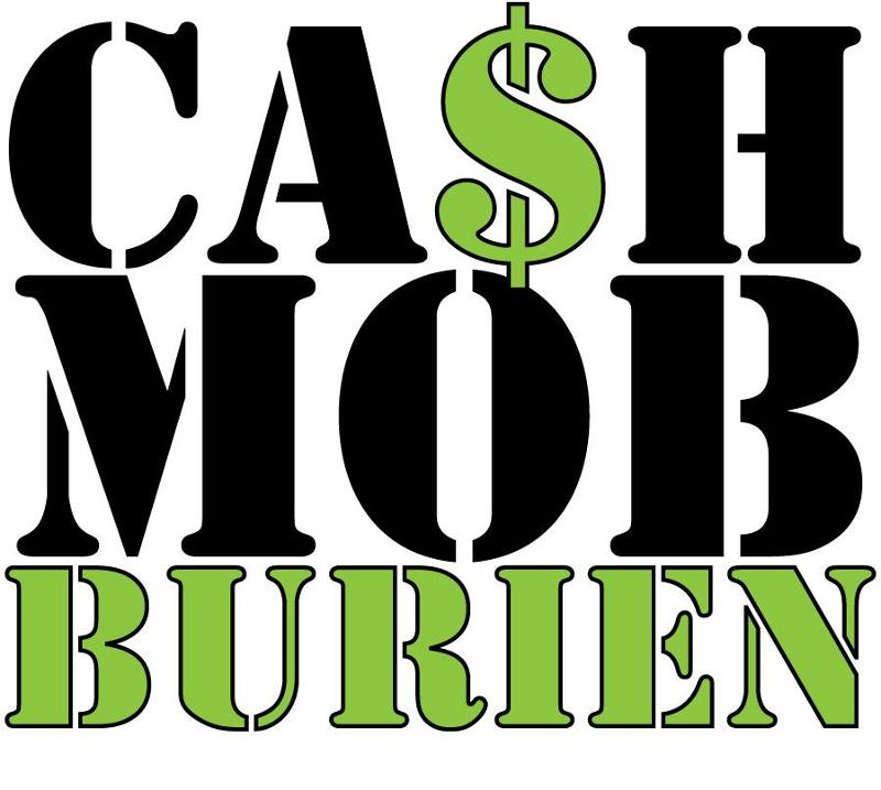 Cash Mob Burien