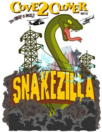 Snakezilla