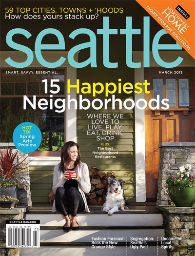 Seattle Mag Cover