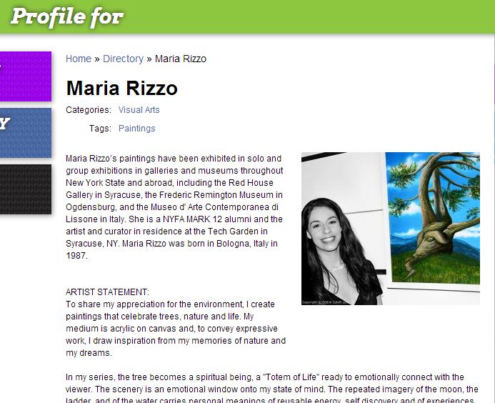 Rizzo Profile