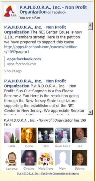 FB screen shot