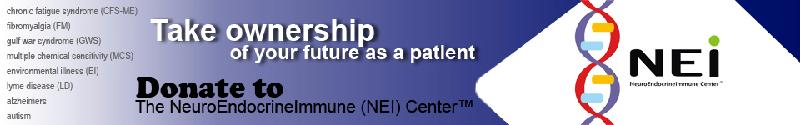 THE NEI CENTER BANNER