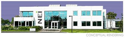 NEI Center-Conceptual Rendering