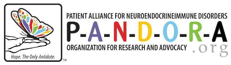 PANDORA .org logo side
