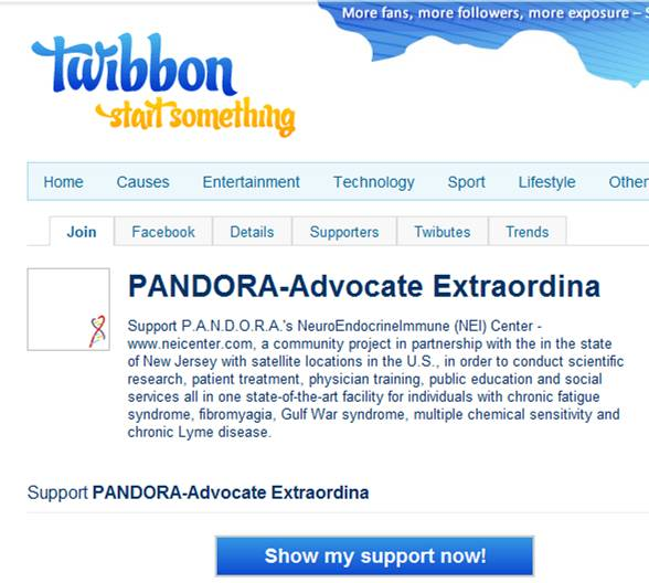 Twibbon site