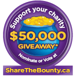 Share the Bounty logo