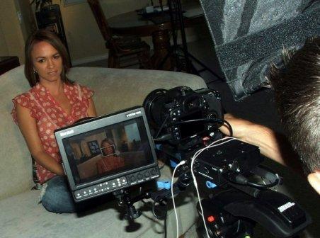 Lyme PSA filming