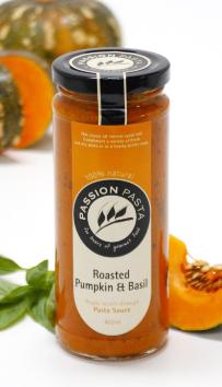 Roasted Pumpkin & Basil pasta sauce from Australia