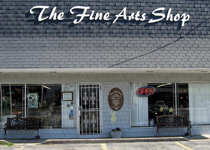 Fine Arts Shop