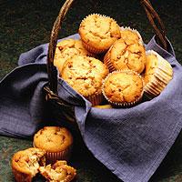 sweet squash corn muffins