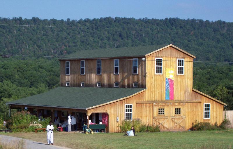 teaching barn