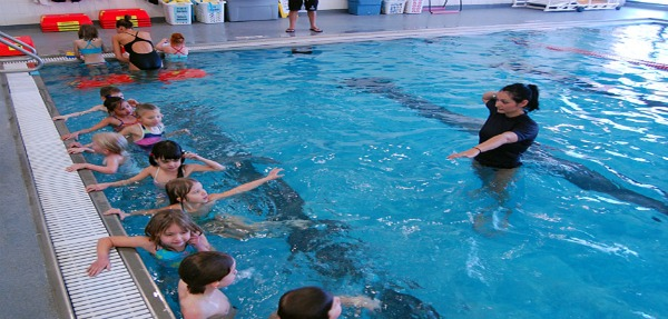 swimming program somerville