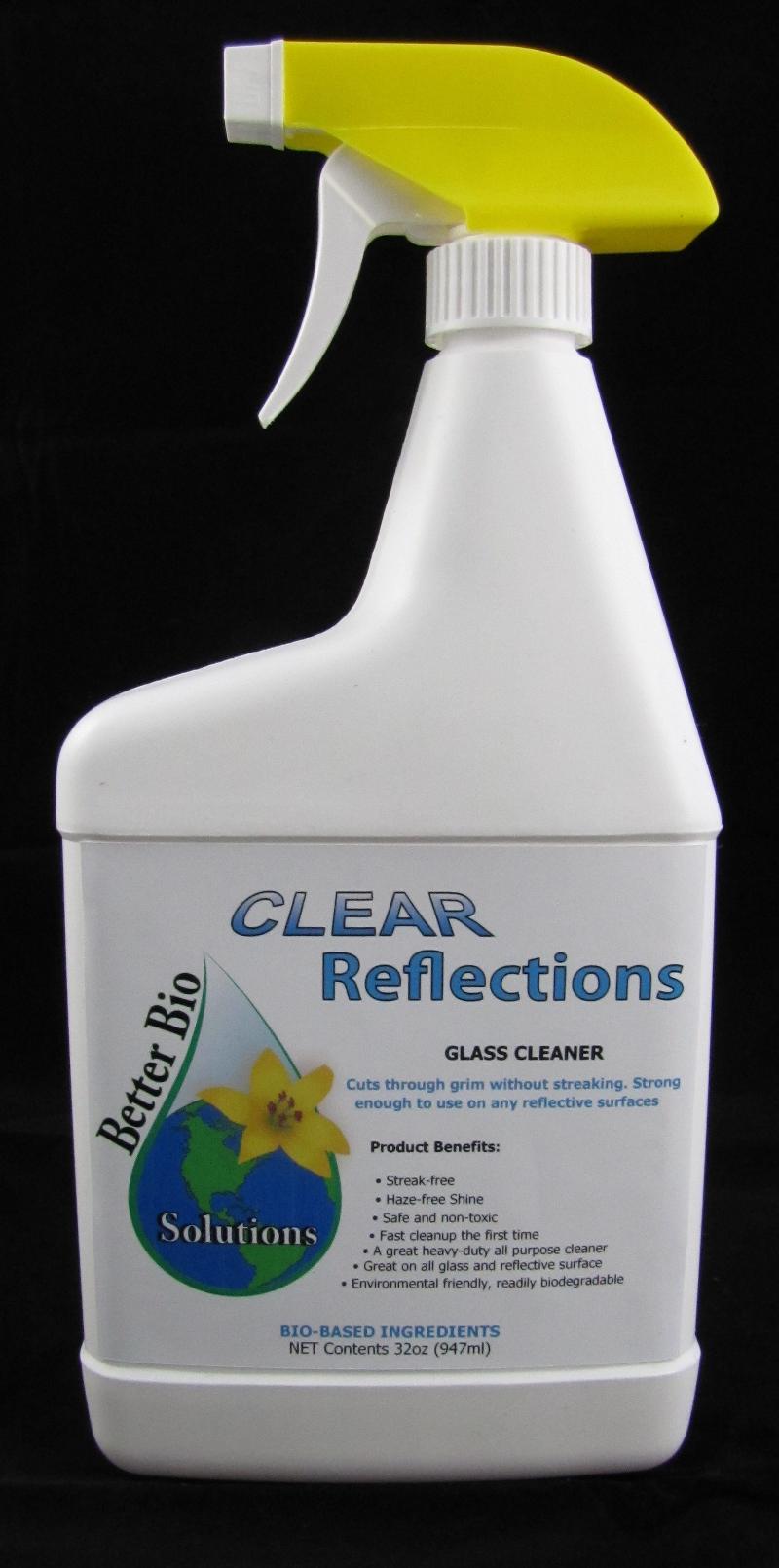 Clear Reflections Quart