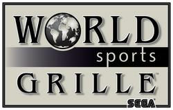 World Sports Grille Logo