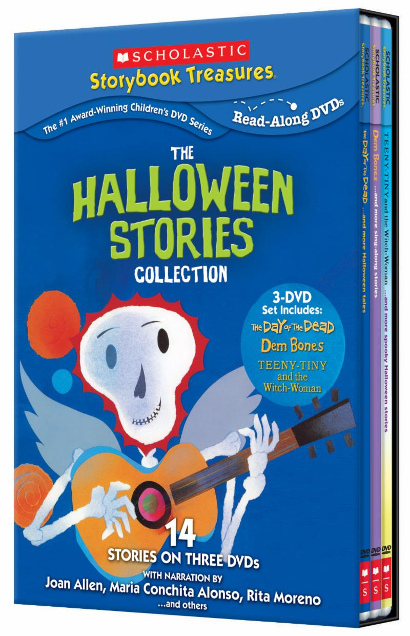 review and giveaway: the halloween stories collection, volume 2