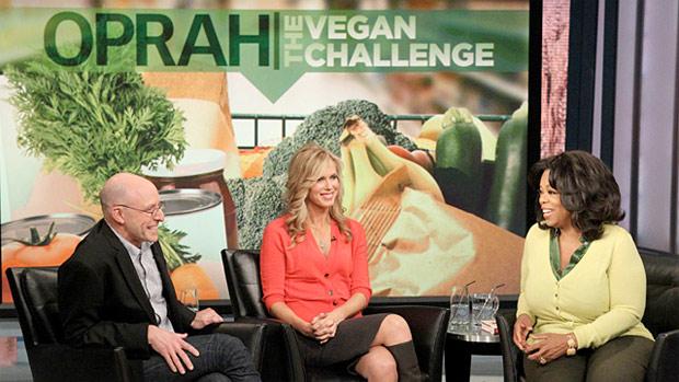 Oprah Vegan Challenge